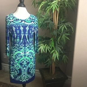 Ali Ro Short Jersey Dress